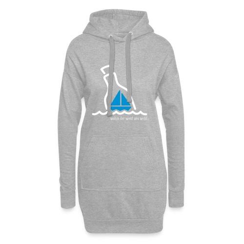faulehaut logo - Hoodie-Kleid