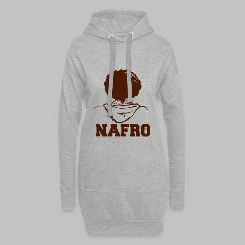 Nafro - Hoodie-Kleid
