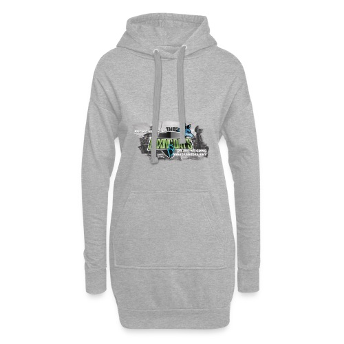 The Duxing Day's Motto Streetwear - Hoodie-Kleid
