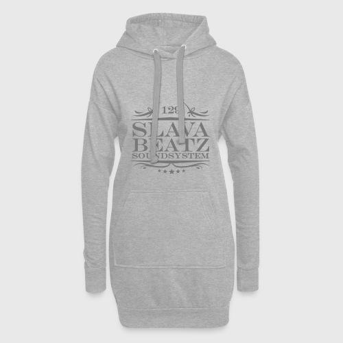 Slava Beatz Logo - Hoodie-Kleid