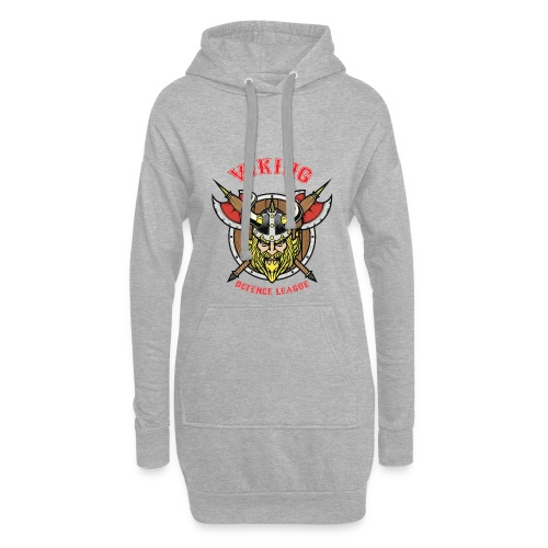 Viking League - Hoodie Dress