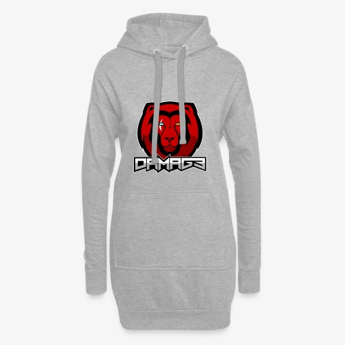 Damag3 Logo - Hoodie Dress