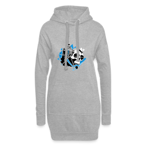 Official Logo Of The Hooded Gamer - Hoodie Dress