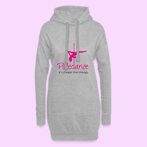 Poledance - Hoodie-Kleid