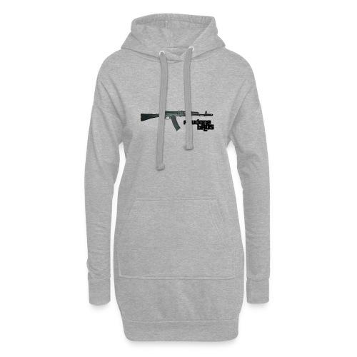 fjudone bros (AK-47) - Hoodie-Kleid