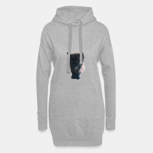 Scaredy Cat Oliver - Hoodie Dress