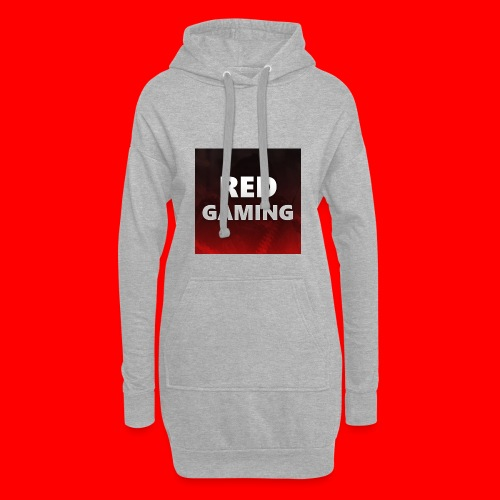 RED DESIGN - Hoodie Dress