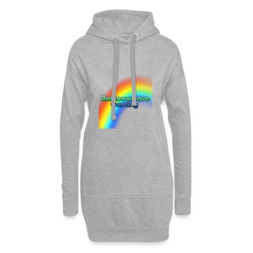RainbowDave Gaming Logo - Hoodie Dress