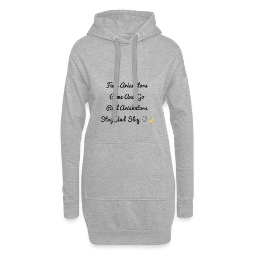 arianators stay and slay - Hoodie Dress