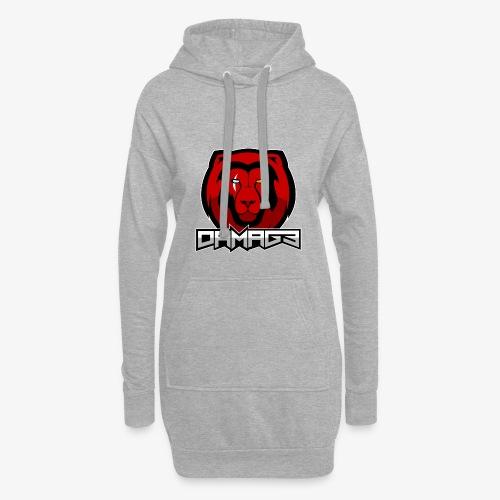 Damag3 Logo - Hoodie Dress