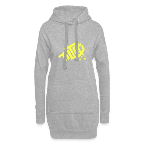 Fortnite Tilted (Yellow Logo) - Hoodie Dress