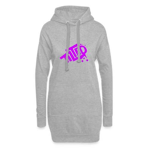 Fortnite Tilted (Pink Logo) - Hoodie Dress
