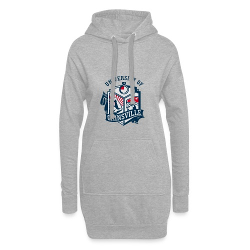 University of Gainsville Logo - Hoodie-Kleid
