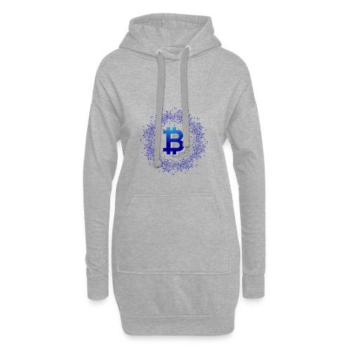 Bitcoin Data - Hoodie-Kleid