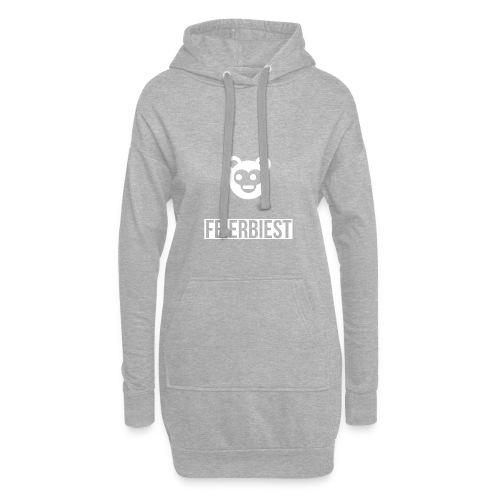 Feierbiest - Hoodie-Kleid