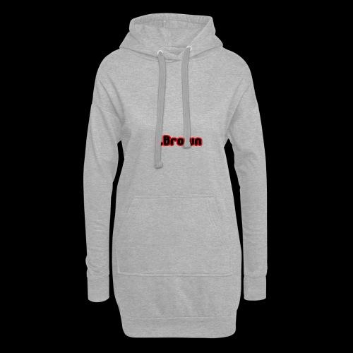 Invert LBrown Merch - Hoodie Dress