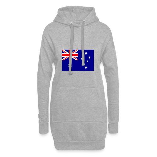 Australia flag - Hoodie Dress