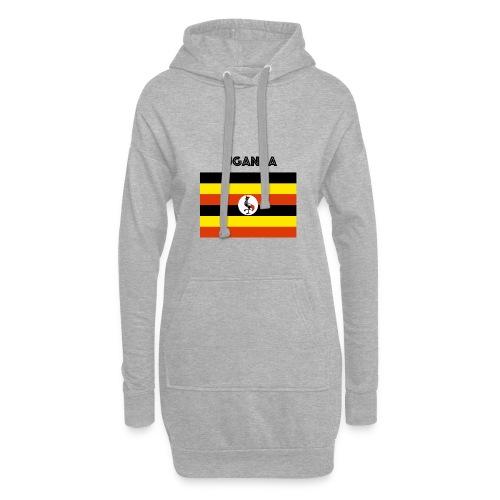 uganda shirt online - Hoodie Dress