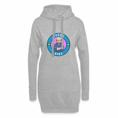 Veedu Vidz Rude Boy logo - Hoodie Dress