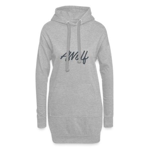 Sign AJWolf - Hoodie Dress