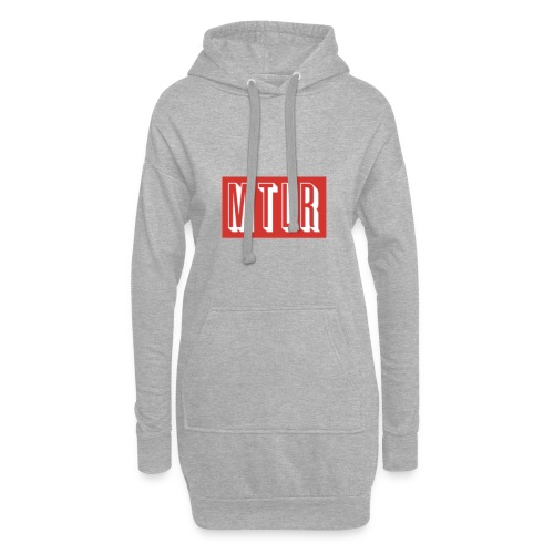MTLR Brands - Hoodie-Kleid