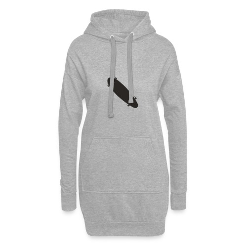 Skateboard - Hoodie Dress