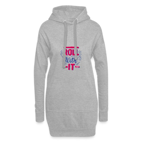 sookie roll with it 02 - Hoodie-Kleid