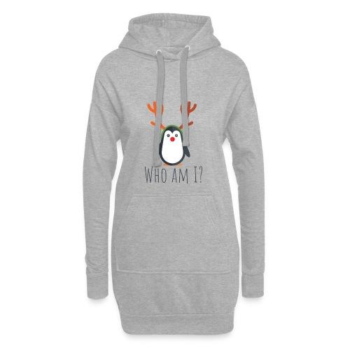 Christmas Pinguin - Hoodie-Kleid