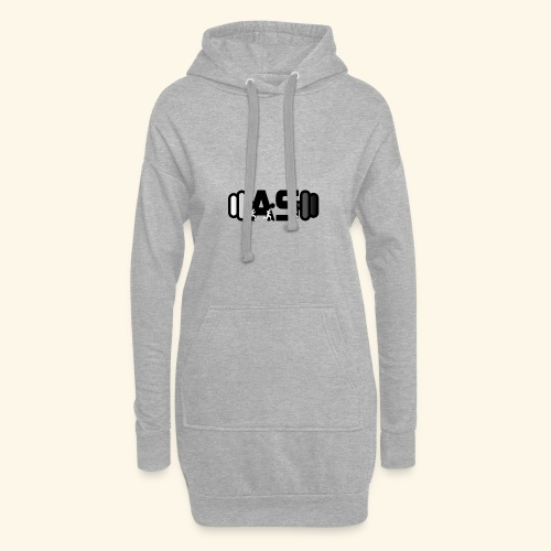 AS Logo - Hoodie Dress