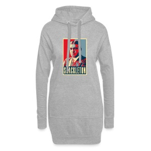 Sir Ernest Shackleton (red, white & blue colours) - Hoodie Dress