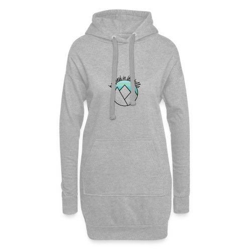 HITH LOGO Colour - Hoodie Dress