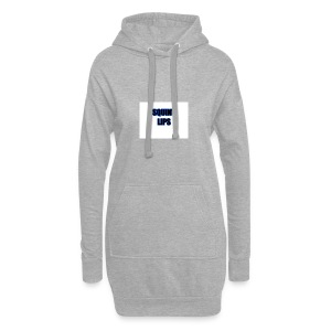 Squint Lips Merch - Hoodie Dress