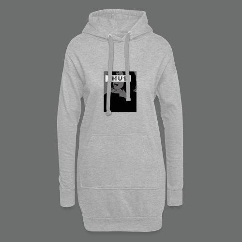 IMUS MOVEMENT - Hoodie-kjole