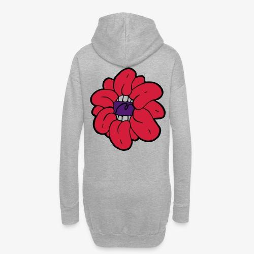 SkinnyCurls Rose - Hoodie-Kleid