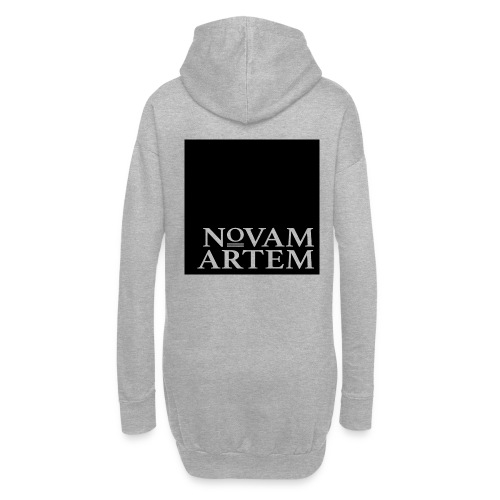 NOVAM ARTEM BLACK SQUARE - Hoodie-kjole