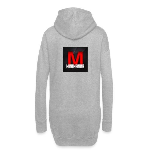 miniman8R Logo - Hoodie Dress