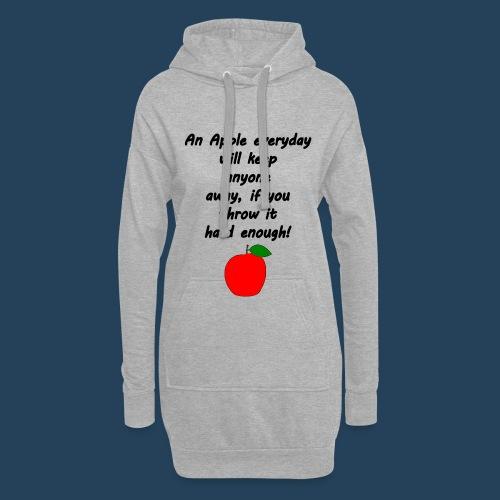 Apple Doctor - Hoodie-Kleid