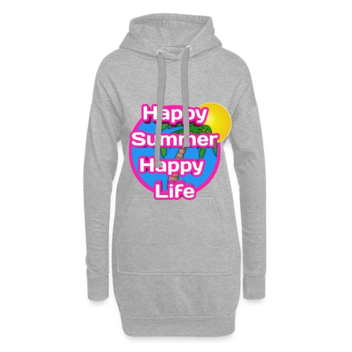 Happy Summer - Hoodiejurk