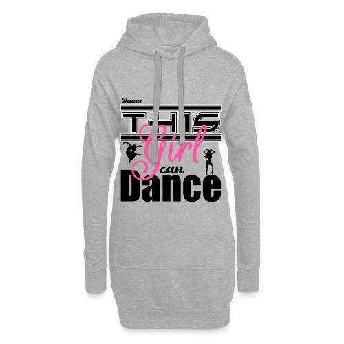 This girl can dance - Hoodiejurk