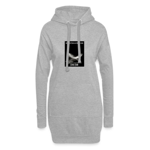 World Of Parallel Reflections - Hoodie Dress