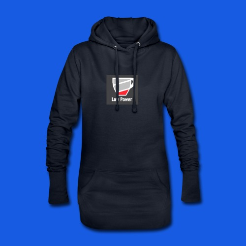Low power need refill - Hoodie-kjole