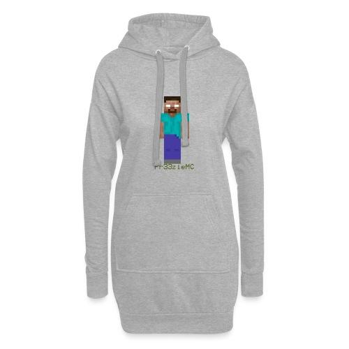 Designe boutique 1 - Sweat-shirt à capuche long Femme