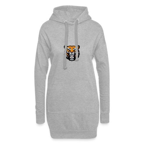 Tiger - Hoodie Dress
