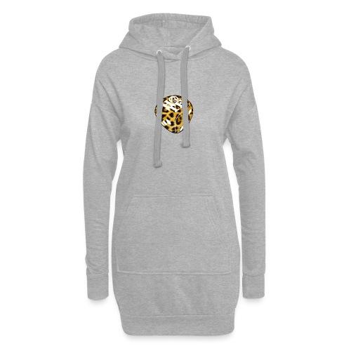 Leopard - Hoodie Dress