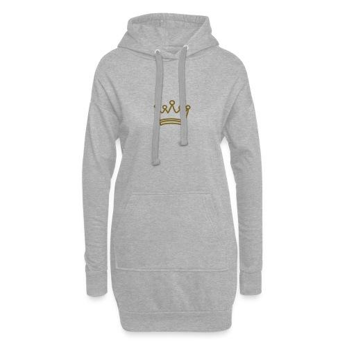 KIING CLOTHING - Hoodie Dress