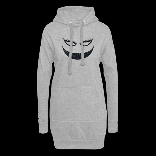 XPFaceLogo - Hoodie Dress