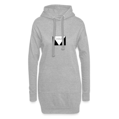 mlinzi Basic Shirt - Hoodie-Kleid