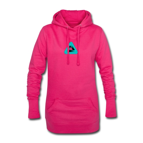 Impossible Triangle - Hoodie Dress