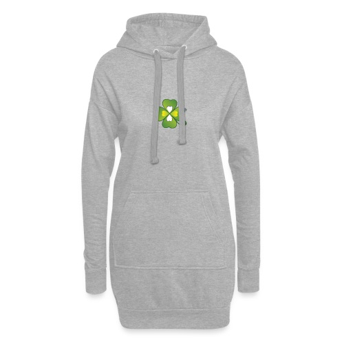 Clover - Symbols of Happiness - Hoodie Dress