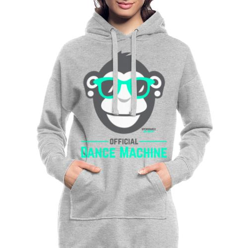 Official Dance Machine - Hoodie-Kleid